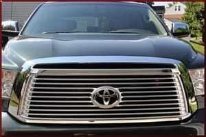 Grille Assembly - Limited Edition Chrome