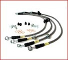Stainless Steel Rear Brake Lines