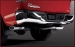 TRD Dual Exhaust - Tailpipe Kit