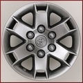 "16"" Baja Alloy Wheel"