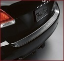 Rear Bumper Protector - Black