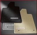 Third Row Floor Mat - Gray (SR5 & LTD)