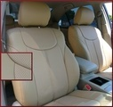 Clazzio Perforated Leather Seat Covers - LE, SE gas