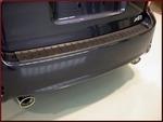 Rear Bumper Protector - black