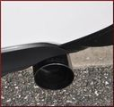 Corolla Exhaust with Black Ice Tip