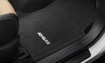 Carpet Floor Mats Hybrid, 4-pc set Black