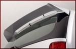 Rear Wind Deflector - Silver 1F7