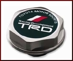 TRD Oil Filler Cap - Screw On