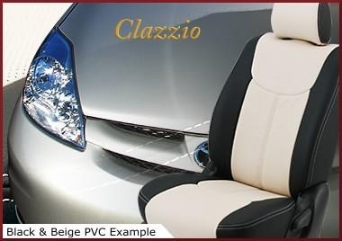 Clazzio PVC (Vinyl) Seat Covers 7 PSNGR LE Model