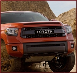 TRD Pro Grille