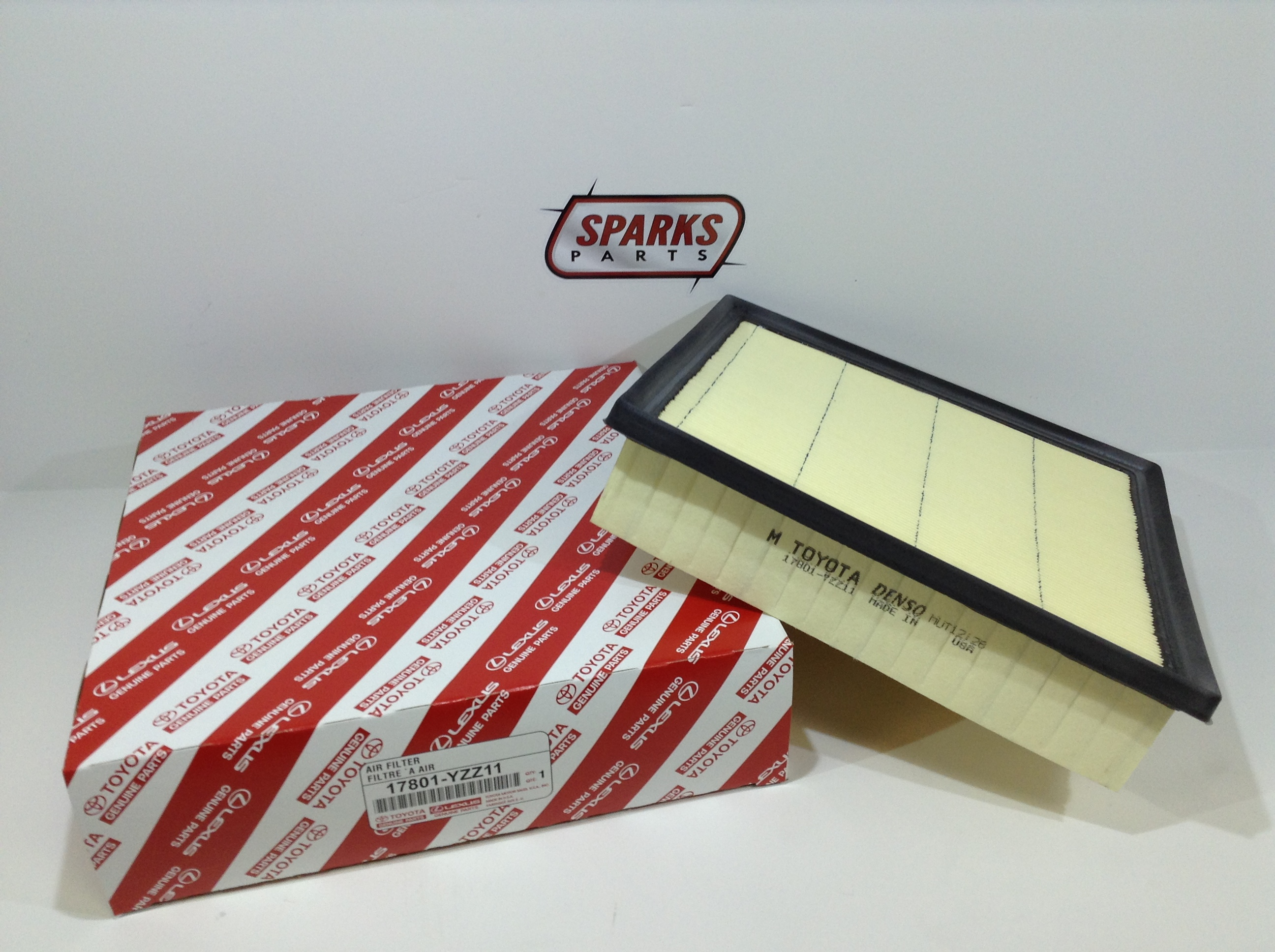 Genuine Toyota Air Filter