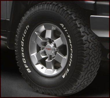"""16"""" TRD 6-Spoke Wheel"""