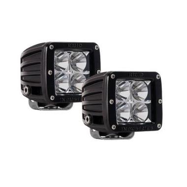 Dually Series Flood LED Light - Set of 2