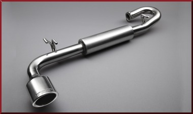 TRD Performance Exhaust