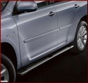 Body Side Molding - Sizzling Crimson Mica 3R0