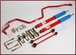 TRD Performance Handling Kit - Rear Suspension