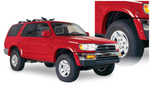 Bushwacker Extend-A-Fender Flare Set - 96-02 4Runner