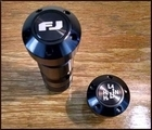 FJ Cruiser Black Trail Team Shift Knob Set - Automatic Only