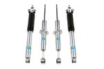 Bilstein Height adjustable 5100 Series Front and Rear Shocks