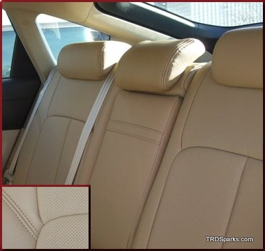 Clazzio Perforated Leather Seat Cover SHIPPING INCLUDED!!
