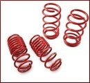 TRD Red Lowering Springs