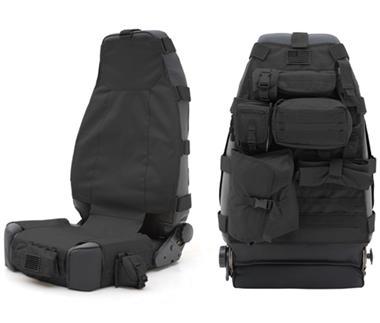 G.E.A.R. Front Seat Cover (Black)