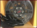 """TRD 17"""" Off-Road Wheel - Matte Black"""