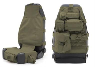 G.E.A.R. Front Seat Cover (Olive Drab)