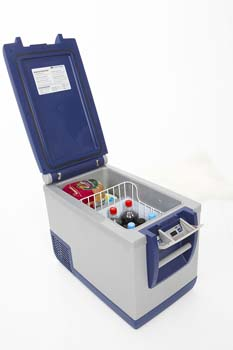 37 Qt Portable Fridge/Freezer