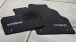 Carpet Floor Mats, Black