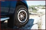 "TRD 16"" Off-Road Beadlock-Style Wheels - Black"