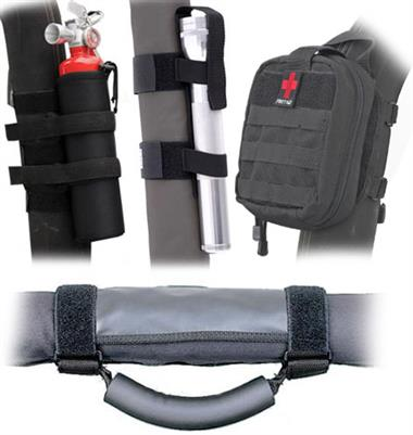 4-Piece Roll Bar Accessory Kit