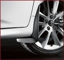 Mudguards - 2-Piece (Front Only)