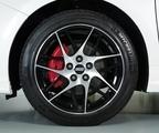 "18"" BBS Black 7-Spoke Diamond-Cut Alloy Wheel"