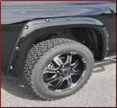 Pocket Style Fender Flares - Color Coded