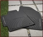 All-Weather Floor Mats - 4-Piece (Non Hybrid Only)