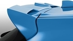 Rear Spoiler - Color Keyed