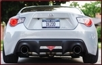 Dual Cat-Back Exhaust - FREE SHIPPING