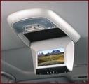 Rear Seat Entertainment Center - Gray