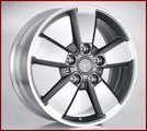"20"" Carved Alloy Wheel"