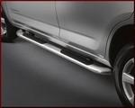 Chrome Plated Step Bars