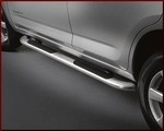 Chrome Plated Step Bars