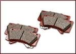 TRD High Performance Brake Pads - Front OEM SIZE