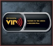 VIP Security System, RS3200 Plus