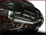 TRD Performance Dual Exhaust
