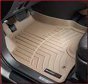 WeatherTech Floor Liners, 3rd Row Mat