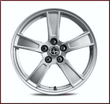 "16"" Alloy Wheel (RS 4.0)"