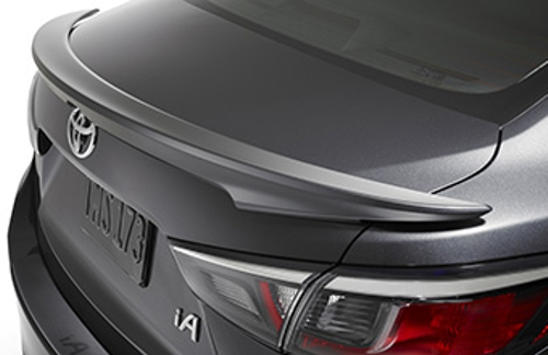 Rear Lip Spoiler - color keyed