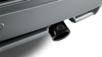 Exhaust Tip - Black Chrome