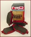 TRD High Performance Brake Pads - Rear OEM SIZE